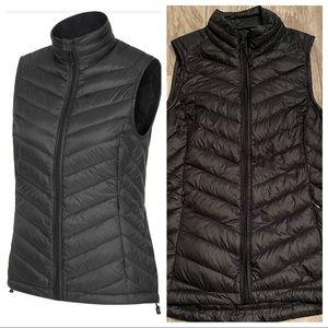 Mountain Warehouse black light puffer down vest